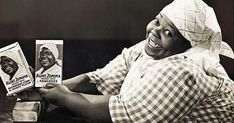 """Nancy Green a. the original """"Aunt Jemima"""". Miss Green was born into slavery in Montgomery County, Kentucky and became the """"face"""" and """"voice"""" of """"Aunt Jemima"""" in - Center for African American Studies Black History Month, Black History Facts, Kings & Queens, Happy Black, Interesting History, African American History, Women In History, Black People, Historical Photos"""