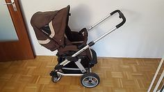 Kombikinderwagen ABC Design Turbo 4S Kinderwagen sehr gut erhaltensparen25.info , sparen25.com