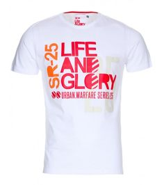 Life & Glory white & red T shirt, Summer, Red, T Shirt, Life, Clothes, Supreme T Shirt, Outfits, Summer Time, Tee Shirt