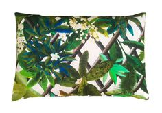 Matthew Williamson  Tropical trellis print lumbar by CocosNest