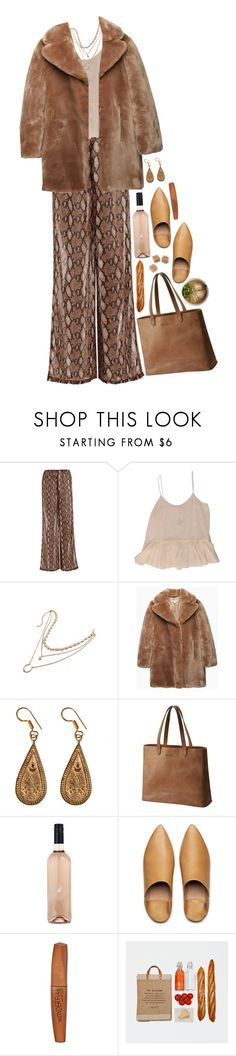 """""""I Know It"""" by lsaroskyl ❤ liked on Polyvore featuring Club Monaco, Carven, Urbiana, SOREL, Acne Studios, Rimmel and APOLIS"""