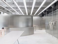 Max Lamb · Acne Studios Store Maximiliansplatz