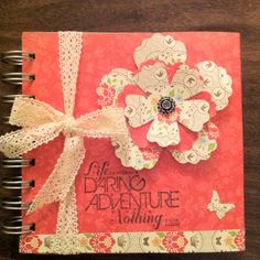 Stampin Up journal
