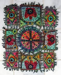 Art In Stitches: March 2012 ~ Susan Lenz