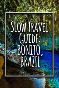 Ultimate Bonito Travel Guide | Mato Grosso do Sul | Brazil | Ecotourism http://www.deepbluediving.org/trash-ocean/