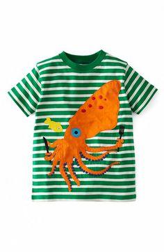 squid shirt for boys