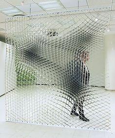Sheer Wall, the ambivalent spatial quality - Jesse Pietilä - DesignDaily | DesignDaily