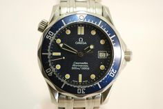 1999 James Bond 007 Omega Seamaster