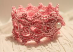 ... Create your life: HÄKEL BRACELET. 2 This is a free pattern and can be translated.