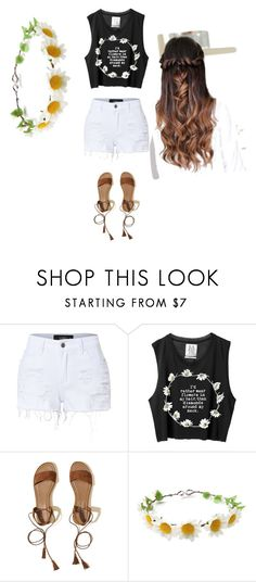 """""""Untitled #62"""" by alyssajspolyvore ❤ liked on Polyvore featuring LE3NO and Hollister Co."""
