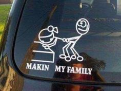 stick families. This is hilarious!