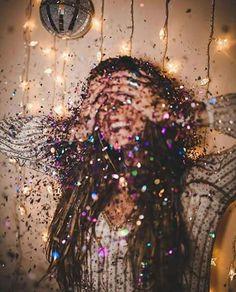 Glitter Girl #GlitterPhotography