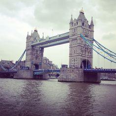 The London Brigde, London.
