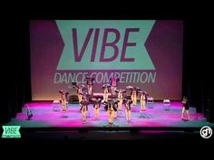 "The Company [2nd Place] | VIBE XIX 2014 [Official]. This one is good too. I like how they perform Santana's song with my name ""Maria"" in it. #genuinelylikeit #nosubliminal"