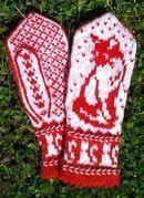 коты, кошки и другие. Knitting Charts, Knitting Socks, Knitting Stitches, Hand Knitting, Knitting Patterns, Knitted Mittens Pattern, Crochet Mittens, Knitted Gloves, Crochet Hats