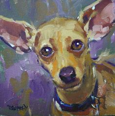 cathleen rehfeld • Daily Painting- does pet comissions
