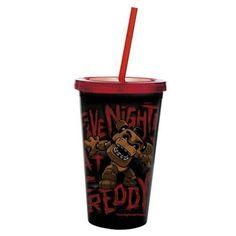 Funko Five Nights At Freddy's Fazbear Travel Cup - Radar Toys