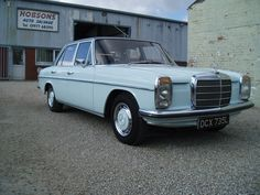 MERCEDES BENZ W115 220 auto 1972 in Cars, Motorcycles & Vehicles, Classic…