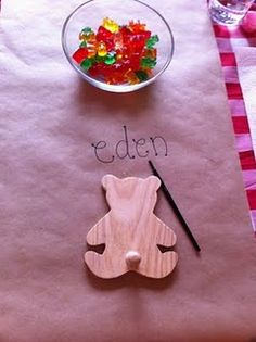 Teddy Bear Picnic Activity and cute budget friendly party ideas