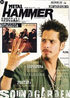 Magazin Metal Hammer 6/1996,Soundgarden,Sepultura,AC/DC,Metallica,Slayer   eBay