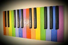 Etsy ... 7 symphonia ... colore e musica