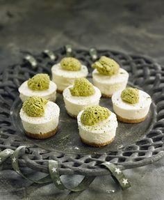 Marquise de chocolate blanco con mousse de té verde Matcha | Delicooks | Good Food Good Life