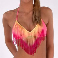 WOW...I LOVE~LOVE the top to this bathing suit <3  #TooFacedSummer