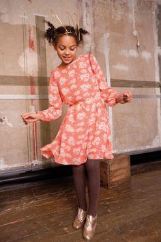 @ilovegorgeous Yoko Dress - Coral #AW15 #ilovegorgeousfaves