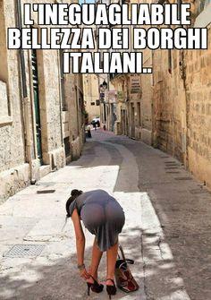 Quanto è bella l'Italia? Questa foto lo dimostra --- #ridere #ridiamo #humor #satira #umorismo #satirapolitica #sbruffonate #chucknorris