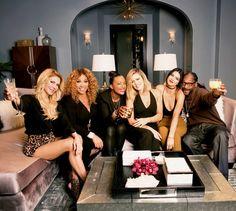 Kendall Jenner prank calls sister Kim Kardashian in the premiere of Khloe Kardashian's new talk show, Kocktails With Khloe