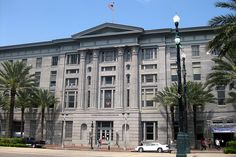 New Orleans - CBD: United States Custom House