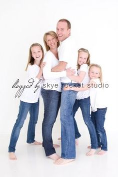 Skye Rocket Studio: family portraits