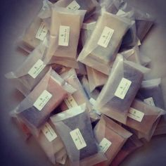 A peek of what we have for our sample soap!!! Order today!!!! :)