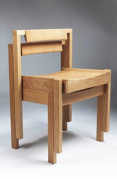 1960s Coventry Cathedral chair by Dick Russell reissued by Luke Hughes