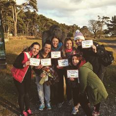 Margam certified. #CelebrateAdventure