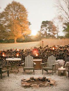 Vinewood plantation - firepit!