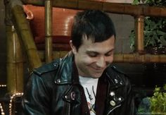 Frankie your smile makes my heart explode