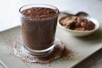 S vášní pro jídlo: Čokoládovo banánový chia pudink