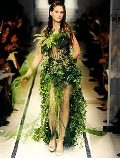 She just needs some wings and she'd make the perfect woodland fairy! #myfairywardrobe