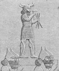 Arta in a doua jumatate a mileniului al II-lea in Mesopotamia – drumul spre goblen continua