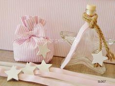 Σετ λαδιού με θέμα το αστέρι: ΚΩΔ SL007 Baby Baptism, Christening, Baptism Favors, Baptism Ideas, Twinkle Twinkle Little Star, Handmade Baby, Gift Wrapping, Textiles, Baby Shower