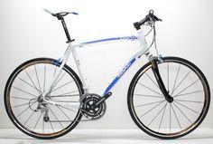 Rennrad Fitnessbike Coal Speedbike Shimano 105 3/9Speed Wheels Mavic Ksyrium