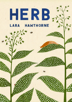 "larahawthorne: "" Cover idea for 'Herb' """
