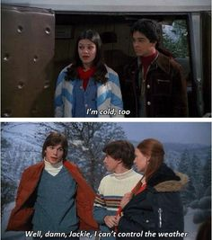 That 70's Show - Jackie and Kelso