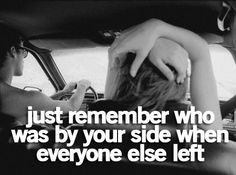 Remember the shoulder you put your head on when you were sad..!!