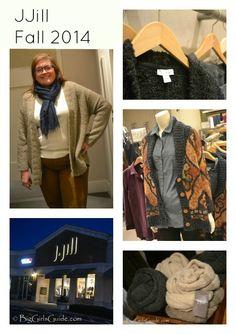 Plus Size Fashion JJill PLus size women's fashion