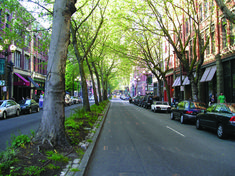 Downtown 2-Way Street - National Association of City Transportation Officials