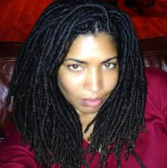 I love whomever this lady is, I see her pictures all the time on here. Dope Hairstyles, Black Girls Hairstyles, Natural Hairstyles, Pretty Hairstyles, Braided Hairstyles, Bohemian Locs, Beautiful Dreadlocks, Dreadlock Styles, Hair Game