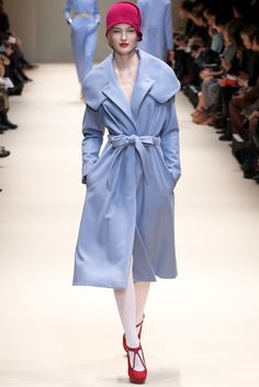 Cacharel Fall 2012 Ready-to-Wear - Collection - Gallery - Style.com