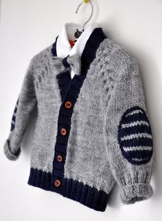 Baby Strickjacke Baby Jungenkleidung Baby Pullover Kinder von EwMik: Baby Strickjacke Baby Jungenkleidung Baby Pullover … - The world's most private search engine Baby Boy Cardigan, Cardigan Bebe, Baby Pullover, Baby Cardigan Knitting Pattern Free, Knitting Patterns Boys, Baby Boy Knitting, Knit Baby Sweaters, Boys Sweaters, Baby Boy Blankets